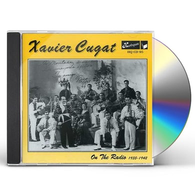 Xavier Cugat ON THE RADIO 1935-1942 CD