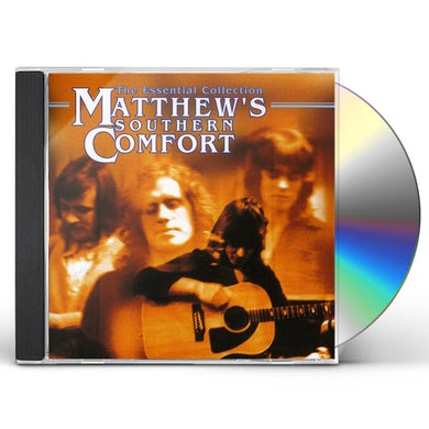 Matthews Southern Comfort ESSENTIAL COLLECTION CD