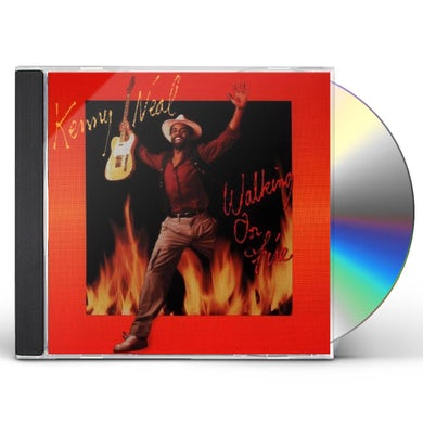 Kenny Neal WALKING ON FIRE CD