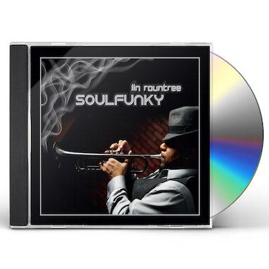 Lin Rountree  SOULFUNKY CD
