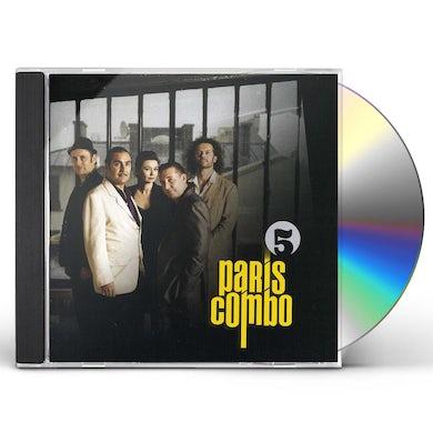 Paris Combo 5 CD