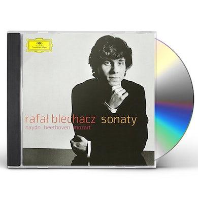 Rafal Blechacz HAYDN/BEETHOVEN/MOZART: G103SONATAS CD