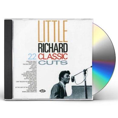 Little Richard  CLASSIC CUTS CD