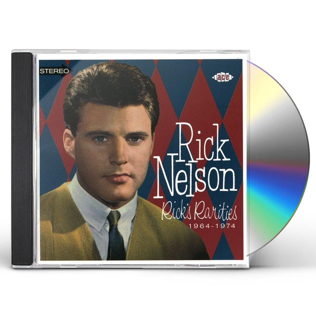 Rick Nelson RICK'S RARITIES 1964-1974 CD