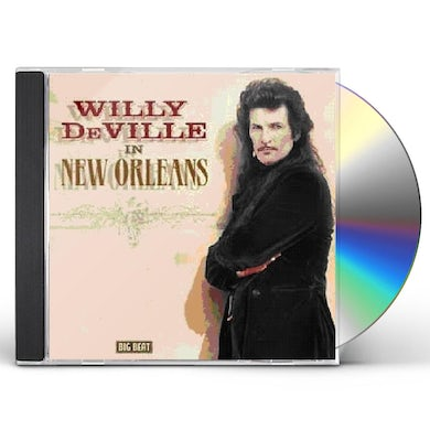 Willy Deville IN NEW ORLEANS CD