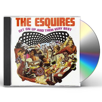 GET ON UP: BEST OF ESQUIRES CD