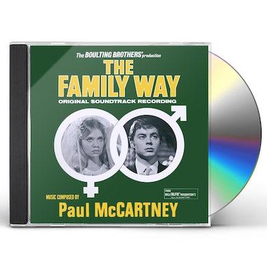 Paul McCartney FAMILY WAY / Original Soundtrack CD