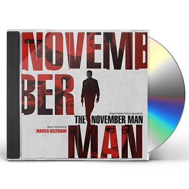 Marco Beltrami NOVEMBER MAN (SCORE) / Original Soundtrack CD