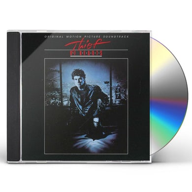 Harold Faltermeyer Thief Of Hearts - Original Motion Picture Soundtrack CD