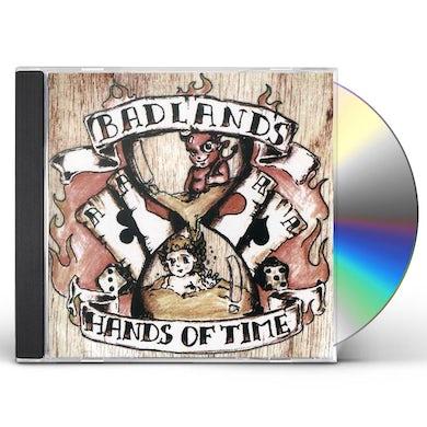 Badlands HANDS OF TIME CD