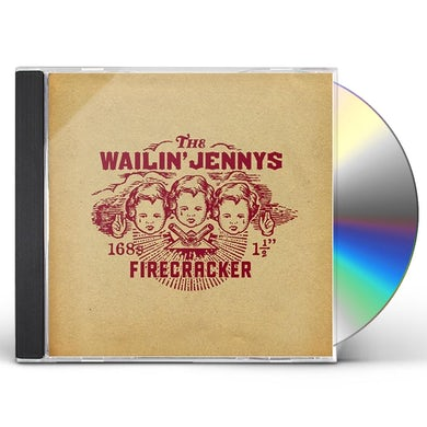 Wailin' Jennys FIRECRACKER CD