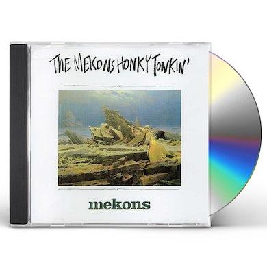 Mekons HONKY TONKIN CD