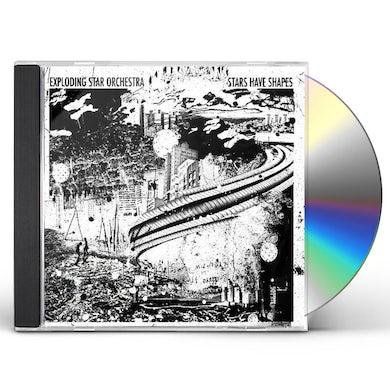Rob Mazurek STARS HAVE SHAPES CD