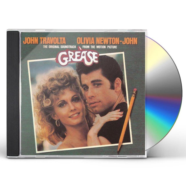 GREASE / O.S.T. GREASE / Original Soundtrack CD