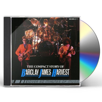 Barclay James Harvest COMPACT STORY OF BARCLAY J CD