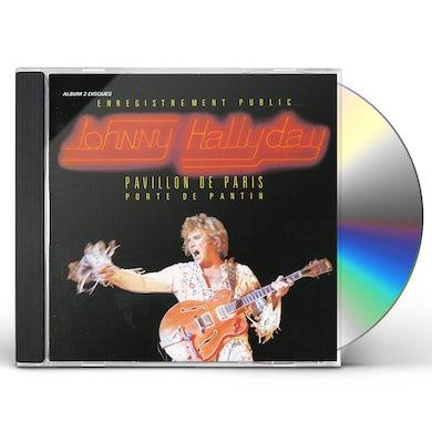 Johnny Hallyday PAVILLON DE PARIS 1979 CD