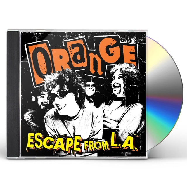 Orange ESCAPE FROM LA CD