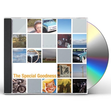 Special Goodness LAND AIR SEA CD