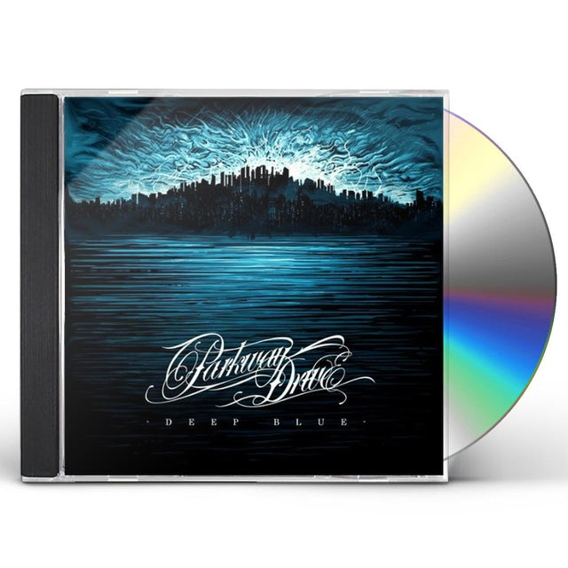 Parkway Drive DEEP BLUE CD