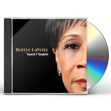 Bettye Lavette  THANKFUL N THOUGHTFUL CD