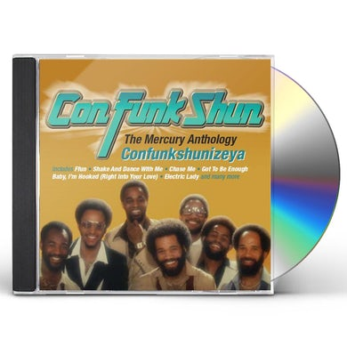 Con Funk Shun Confunkshunizeya: The Mercury Anthology CD