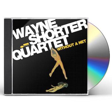Wayne Shorter Without A Net CD