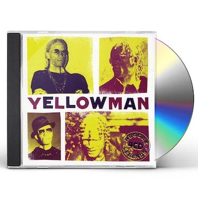 Yellowman REGGAE LEGENDS CD