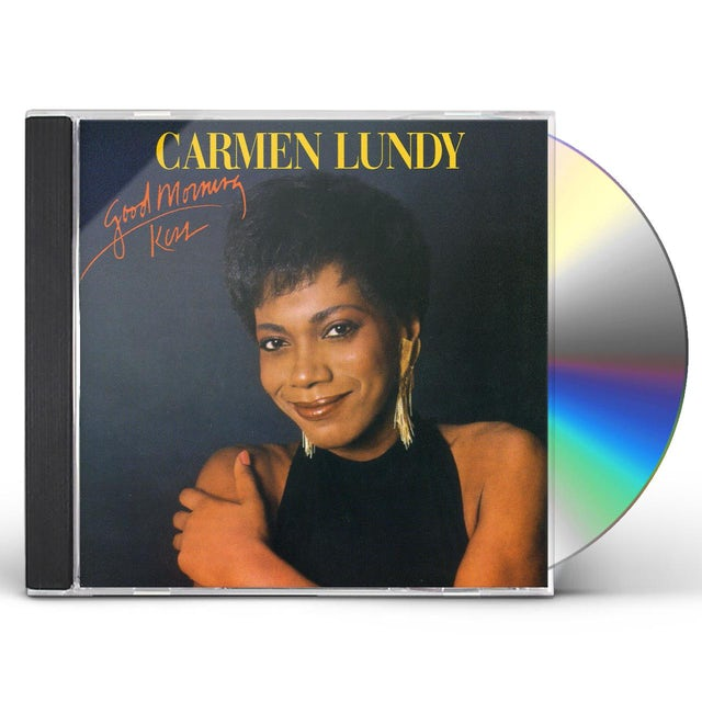 Carmen Lundy GOOD MORNING KISS CD