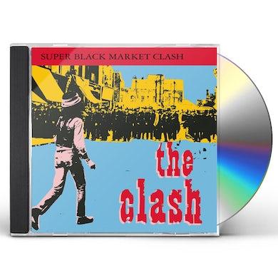 SUPER BLACK MARKET The Clash CD