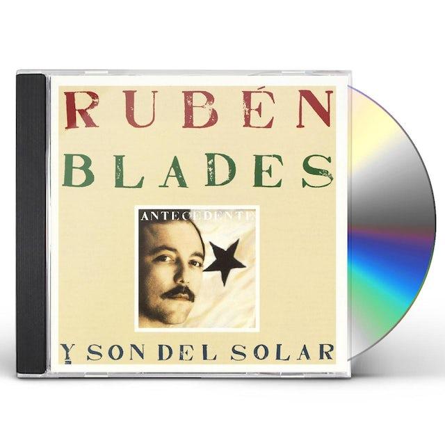 Ruben Blades ANTECEDENTE CD