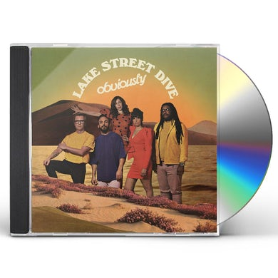 Lake Street Dive OBVIOUSLY CD