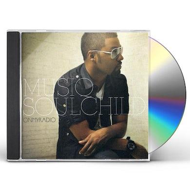 Musiq Soulchild ONMYRADIO CD