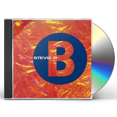 Stevie B. BEST OF CD