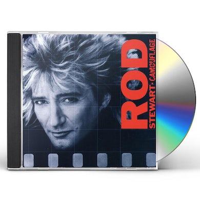 Rod Stewart CAMOUFLAGE CD