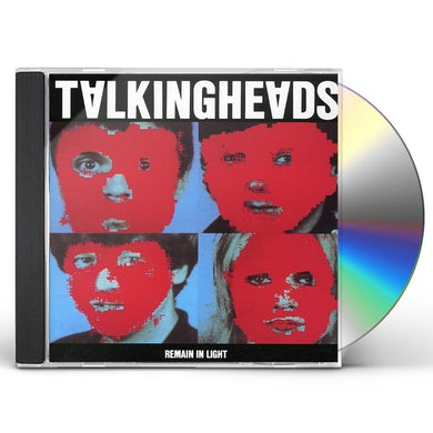 Talking Heads REMAIN IN LIGHT CD