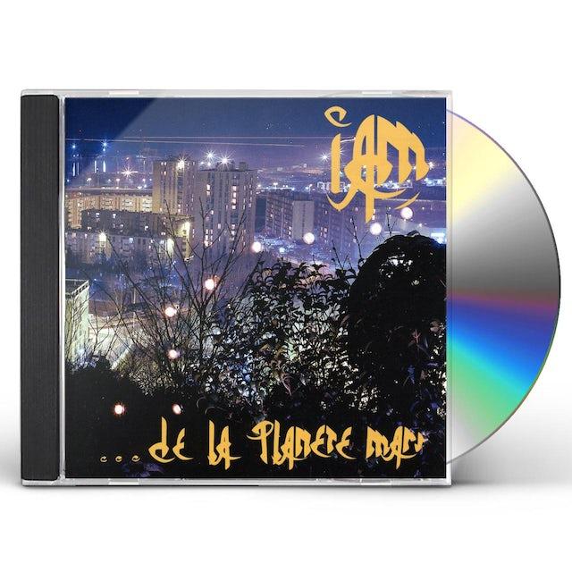 IAM DE LA PLANETE MARS CD