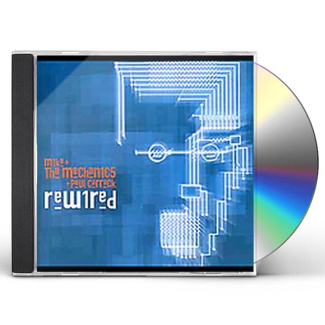 Mike + The Mechanics REWIRED CD