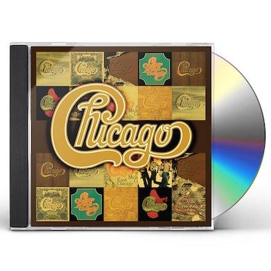 Chicago STUDIO ALBUMS 1: 1969-1978 CD