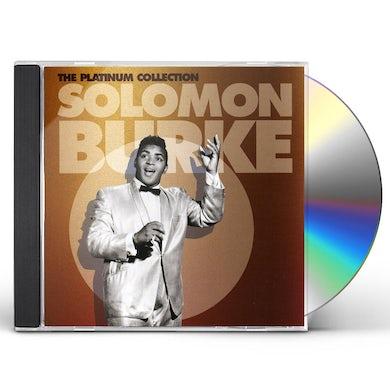 Solomon Burke PLATINUM COLLECTION CD