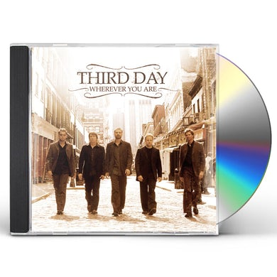 Third Day WHEREVER YOU ARE CD