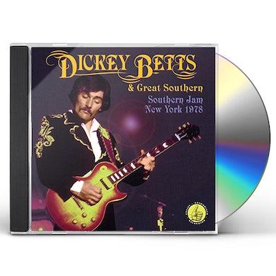 Dickey Betts SOUTHERN JAM: NEW YORK 1978 CD