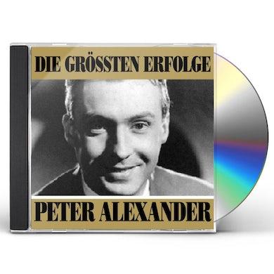 Peter Alexander DIE GROSSTEN ERFOLGE CD