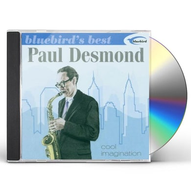 Paul Desmond COOL IMAGINATION CD