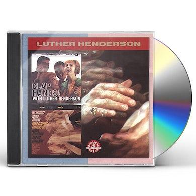 Luther Henderson CLAP HANDS / GREATEST SOUND AROUND CD