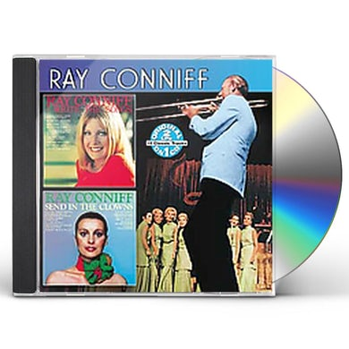 Ray Conniff I WRITE THE SONGS: SEND IN THE CLOWNS CD