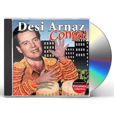 Desi Arnaz CONGA CD