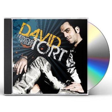 David Tort NERVOUS NITELIFE CD
