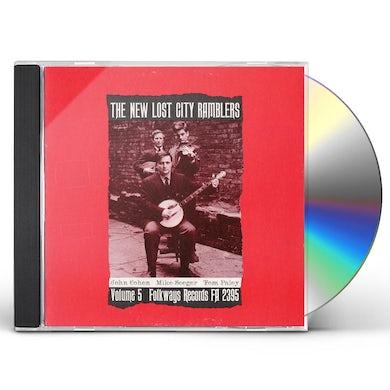 NEW LOST CITY RAMBLERS - VOLUM CD