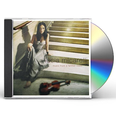 lucia micarelli MUSIC FROM A FARTHER ROOM CD
