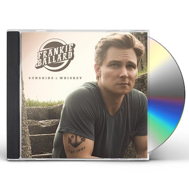 Frankie Ballard SUNSHINE & WHISKEY CD